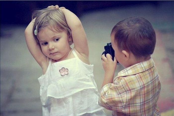 Забавные детишки (100 фото)