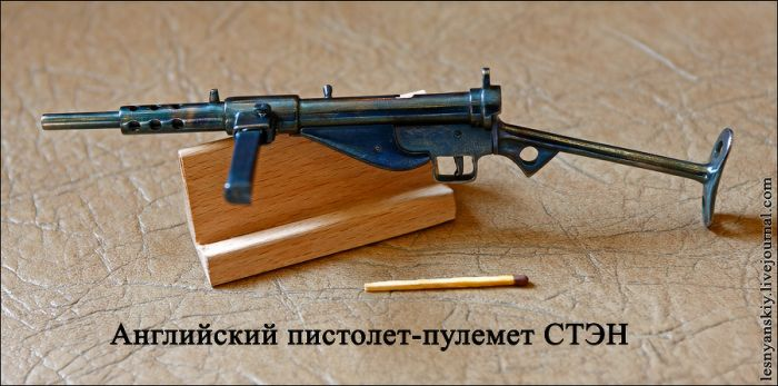 Микро-оружие (19 фото)