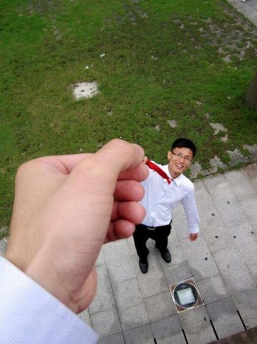 Китайский выпускной (14 фото)