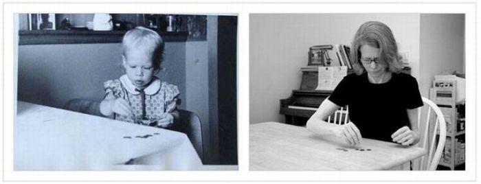 Назад в прошлое (51 фото)