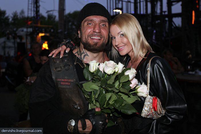 """День рождения """"Ночных волков"""" (45 фото)"""
