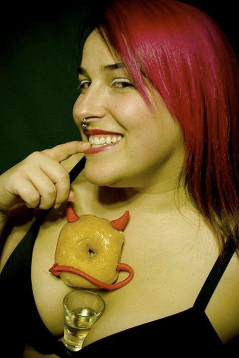Любите пончики? (45 фото)