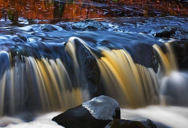 Красочные пейзажи и прекрасная природа (37 Фото)
