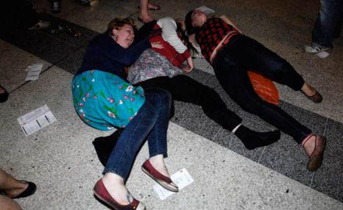 Девушки отрываются (94 фото)