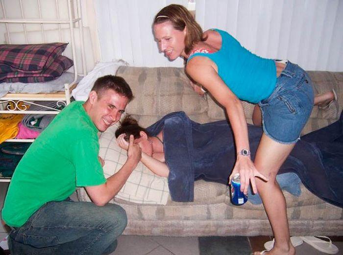 Фото пьяных женщин в возрасте