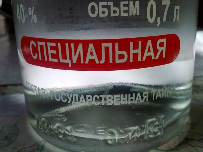 Полицейская водка (5 фото)