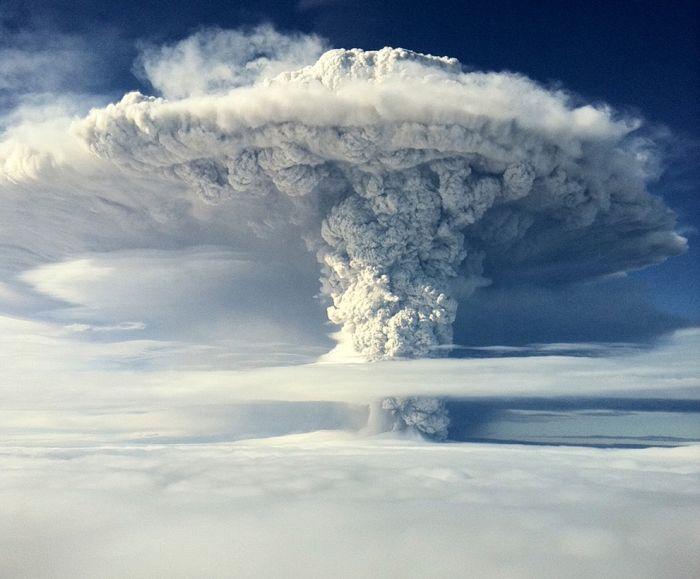 Чилийский вулкан (20 фото)