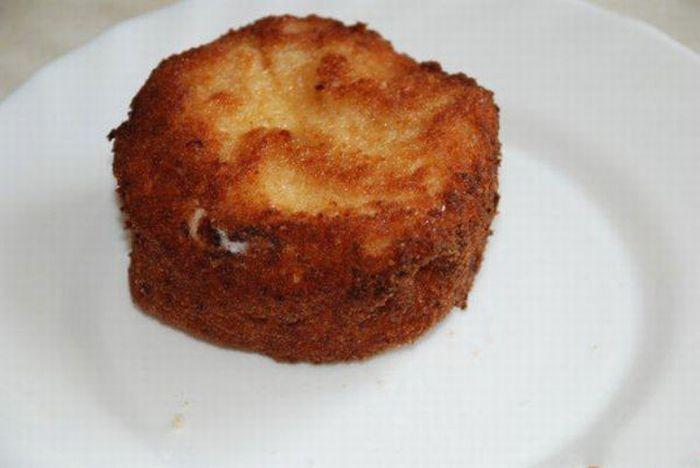 Рецепт жаренного мороженого (7 фото)