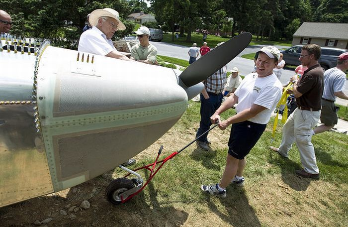 Строим самолёт своими руками 158