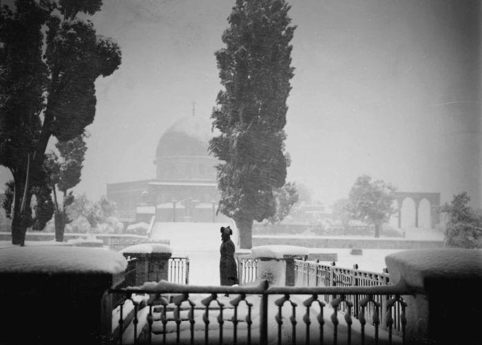 Ретро-фотографии Иерусалима (39 фото)