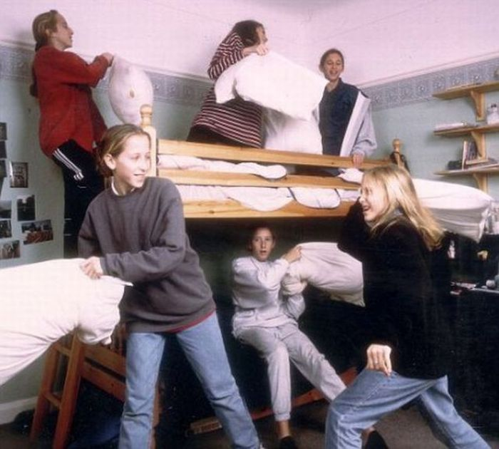 Как меняются дети (9 фото)