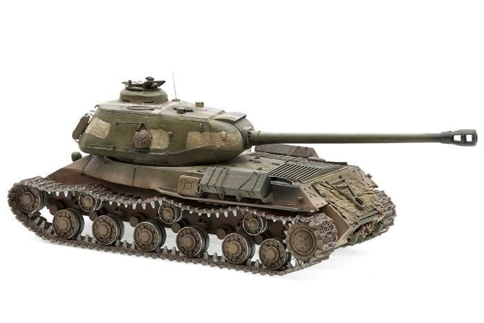"""Выставка масштабных моделей """"Война на столе"""" (40 фото)"""