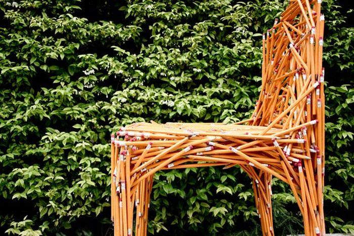 Необычные стулья (31 фото)