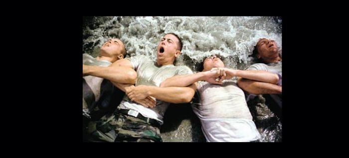Тренировка Морских Котиков (26 фото)