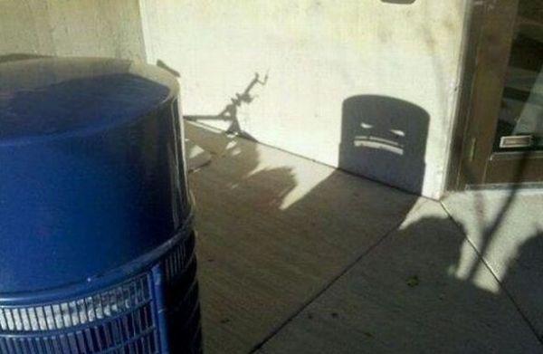 Игра теней (35 фото)