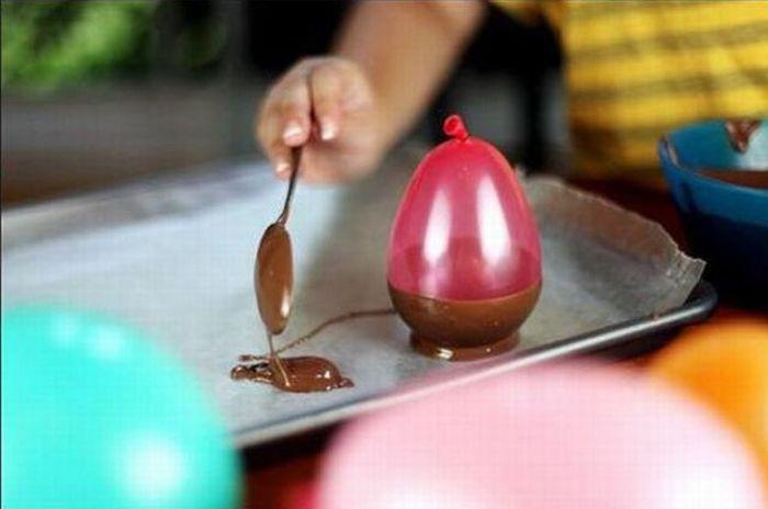 Простой десерт (7 фото)