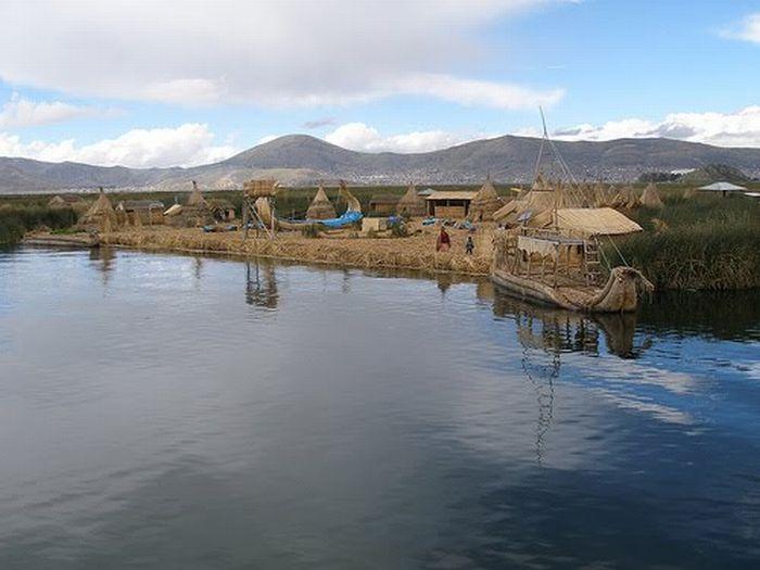 Сплетенный остров (12 фото)