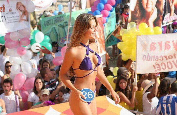 Бразильский конкурс красоты Garota Verao (40 фото)