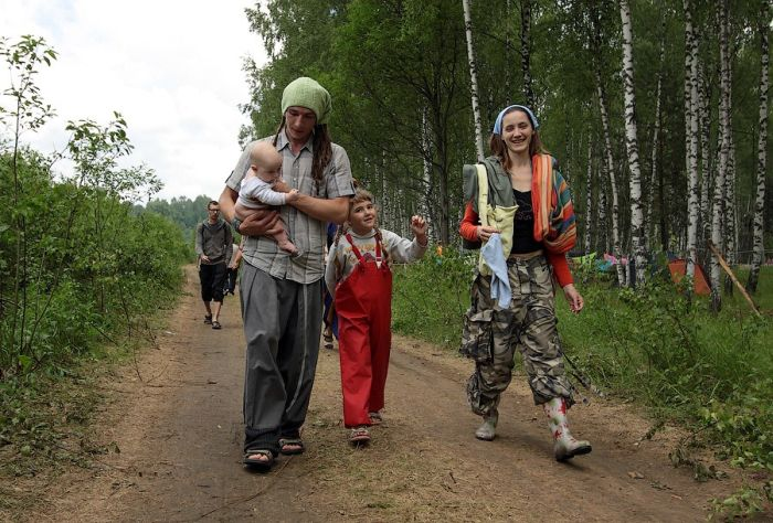 """Фестиваль """"Пустые холмы"""" (106 фото)"""