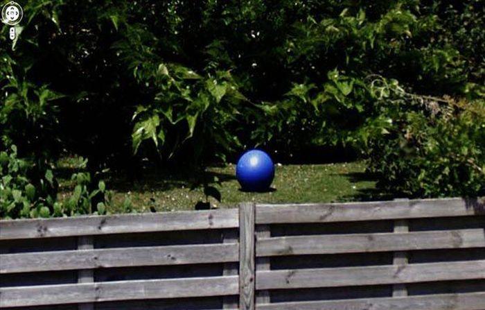 Интересные фотографии с Google Street View (50 фото)