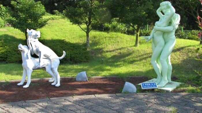 "Парк в Корее ""Земля любви"" (30 фото) » Триникси: http://trinixy.ru/57814-park-v-koree-zemlya-lyubvi-30-foto.html"