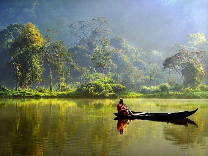Doğa ve İnsan (8 Fotograf)