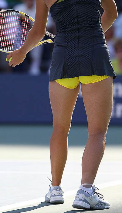 Шикарные теннисистки (42 фото)