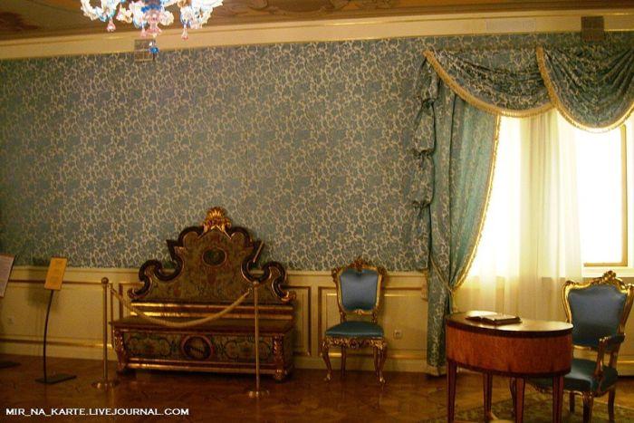 Коломенский дворец (57 фото)