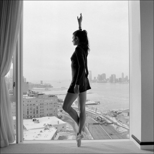 Балерины Нью-Йорка (37 фото)