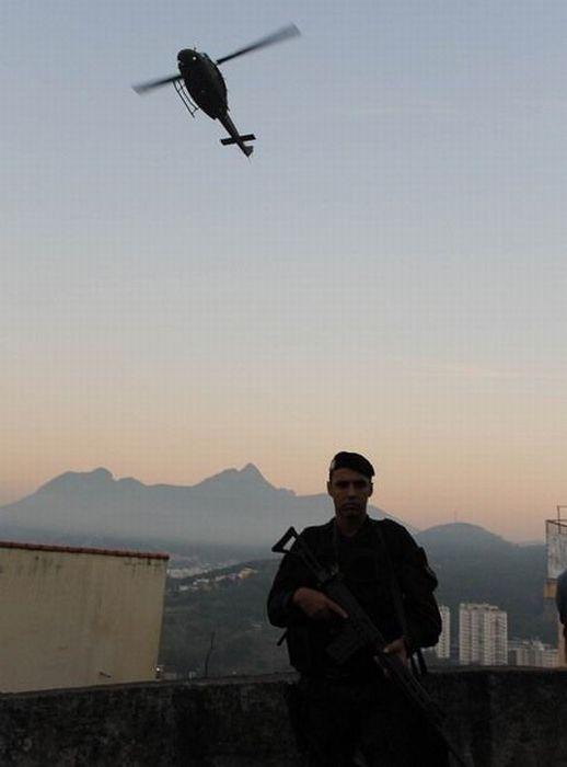 Рио-де-Жанейро готовится к футболу (27 фото)