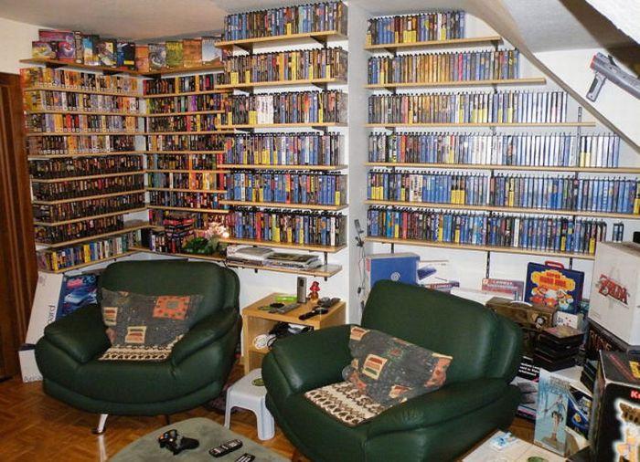 Комната геймера (2 фото)