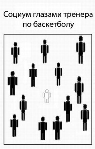 Смешная социология (22 картинки)
