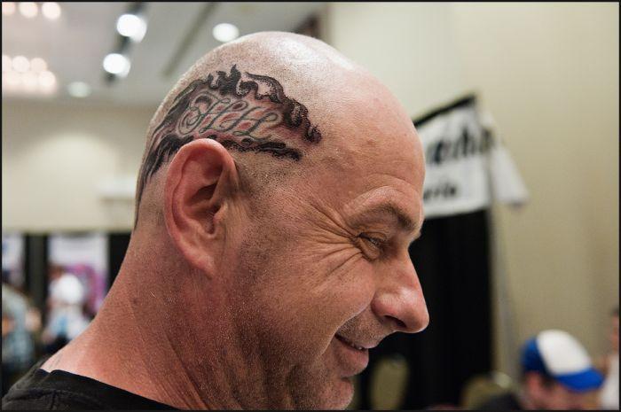 Фестиваль татуировок в Торонто (20 фото)