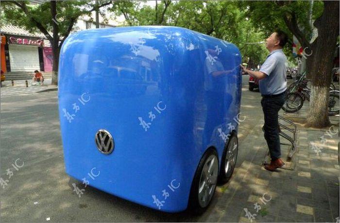 Новый Volkswagen - авто для Китая…