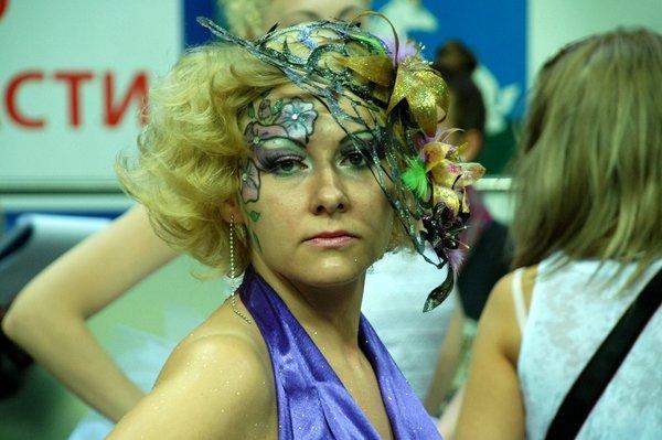 Креативное парикмахерское искусство (32 Фото)