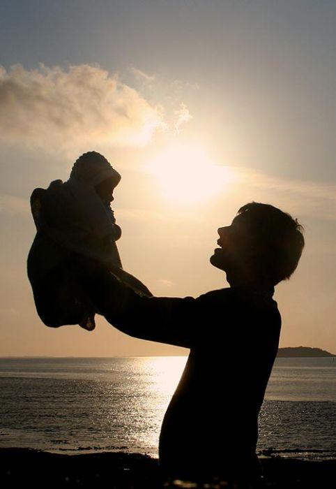 Отцы и дети (65 фото)