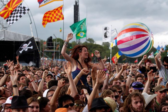 Фестиваль Гластонбери 2011 (37 фото)