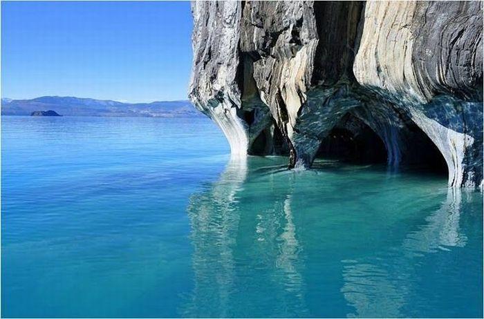 Потрясающие пещеры (23 фото)