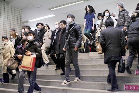 Левитация от японского фотографа Натсуми Хаяши (14 Фото)