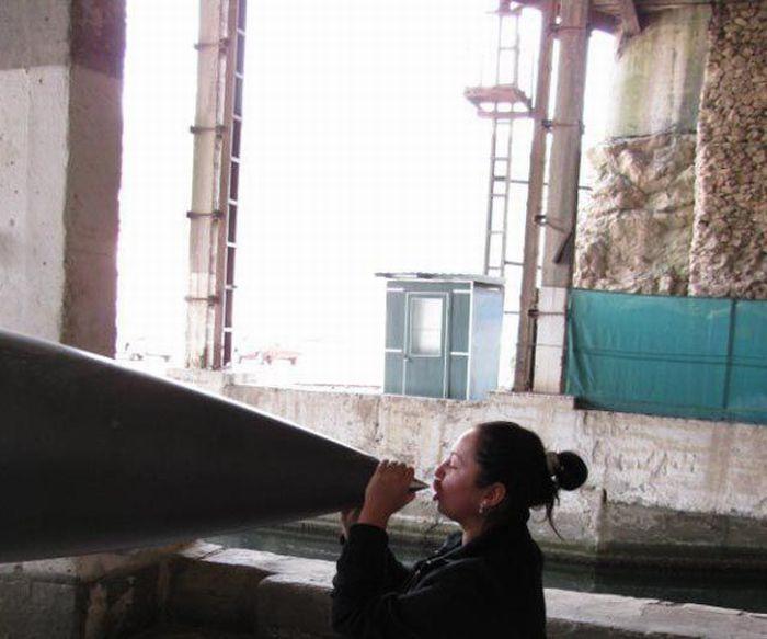 Тюнингованые губы (25 фото)