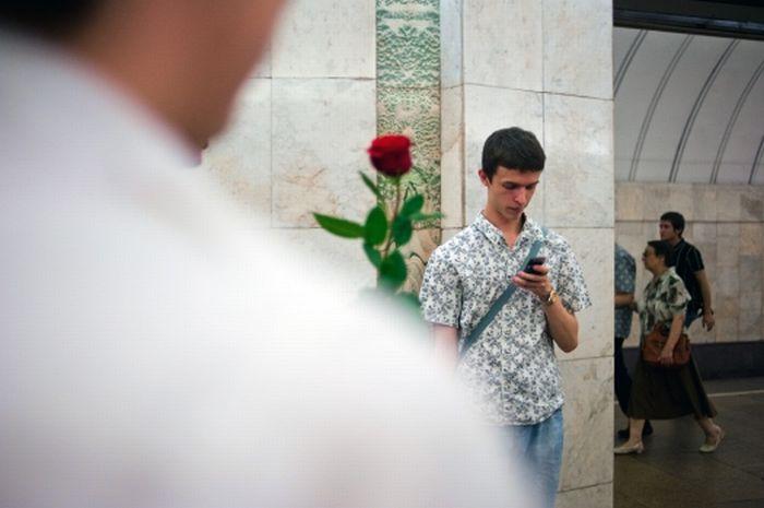 Онлайн-знакомство (10 фото)