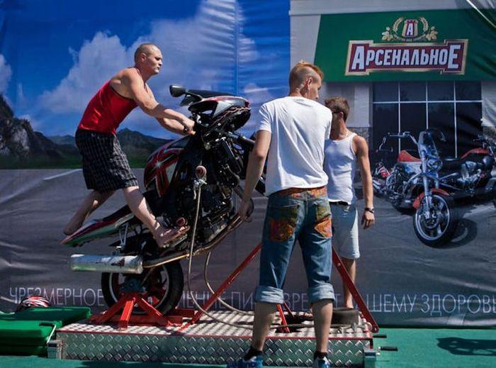 Фестиваль Пива и Кваса в Санкт-Петербурге (54 фото)