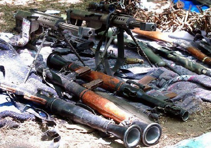 Оружие наркомафии (28 фото)