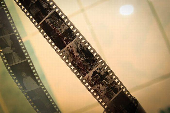 Экскурс в прошлое – проявка ч/б пленки (17 фото)