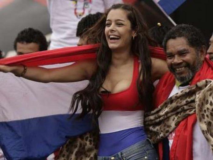 Праститутки Парагвая