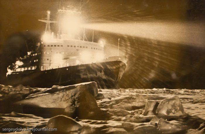 Путешествие по атомному ледоколу «Ленин» (43 фото)