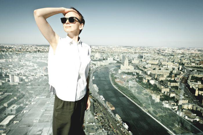 Самая высока точка Москвы (14 фото)