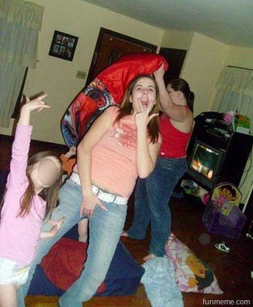 Худшие родители (35 фото)