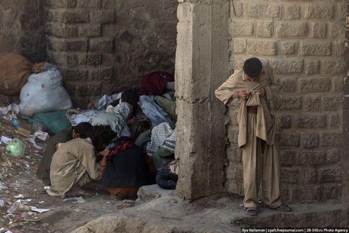 Наркоманы Афганистана (49 фото)