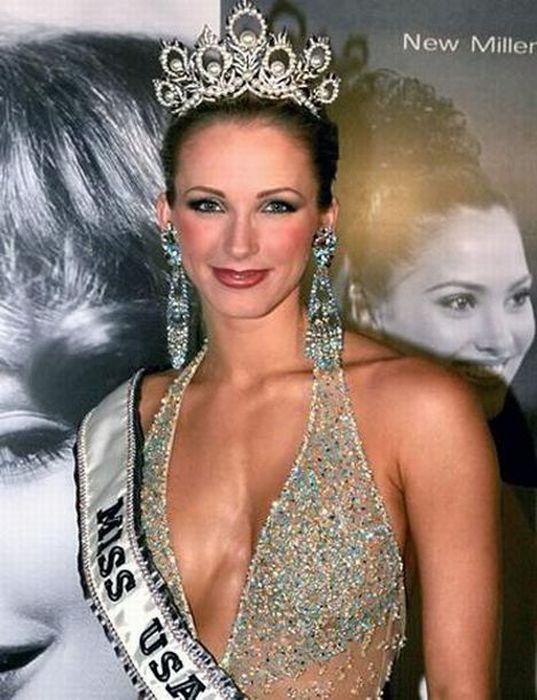 Бывшие королевы красоты США: тогда и сейчас (63 фото)